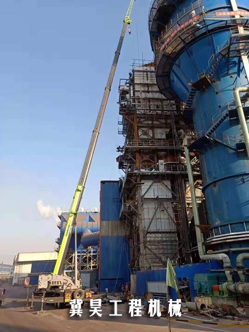 钢厂高炉改造工程
