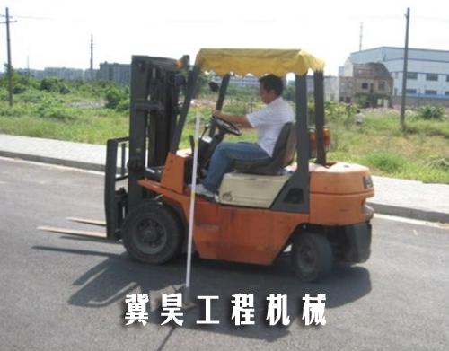 叉车工程供货商