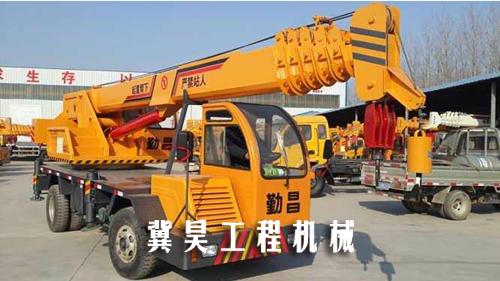 8吨吊车供货商