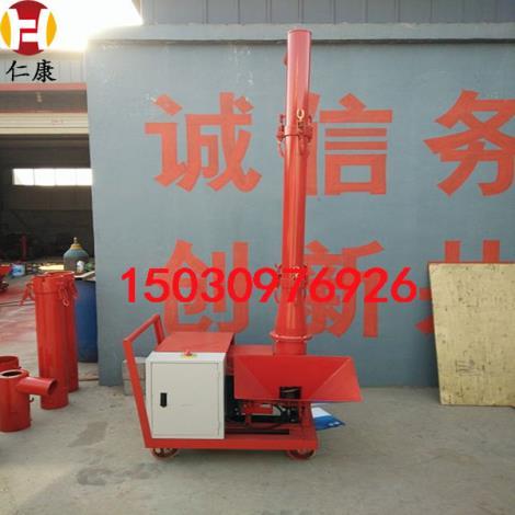 二次构造柱泵上料机定制