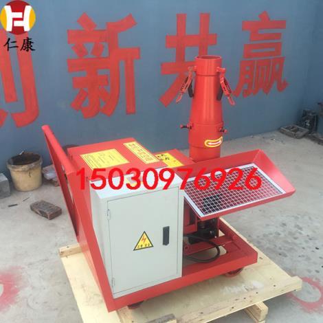 二次构造柱泵上料机供货商