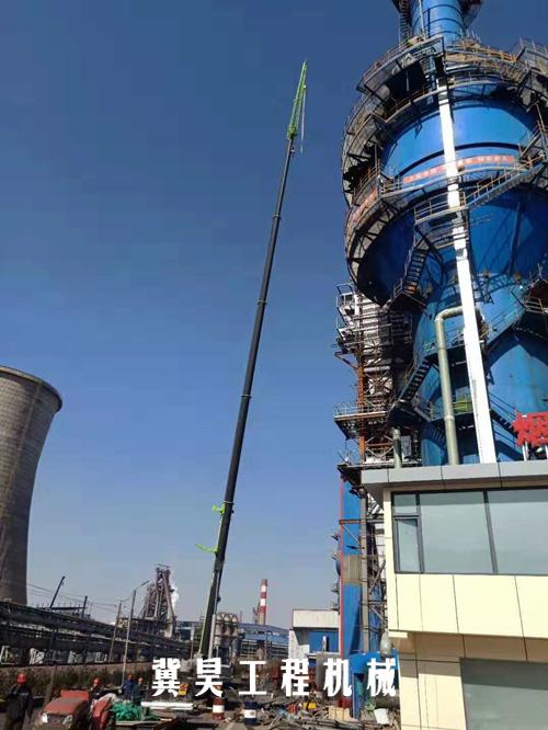 钢厂高炉改造供货商