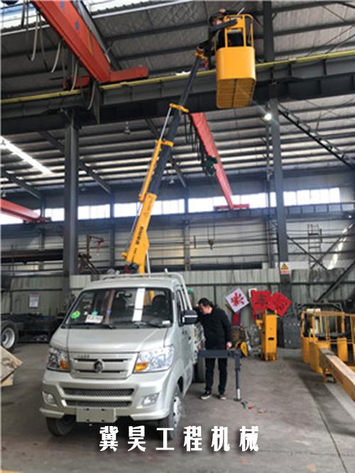 1.5吨随车吊供货商