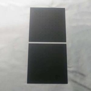 鐵氧體激光打孔基片