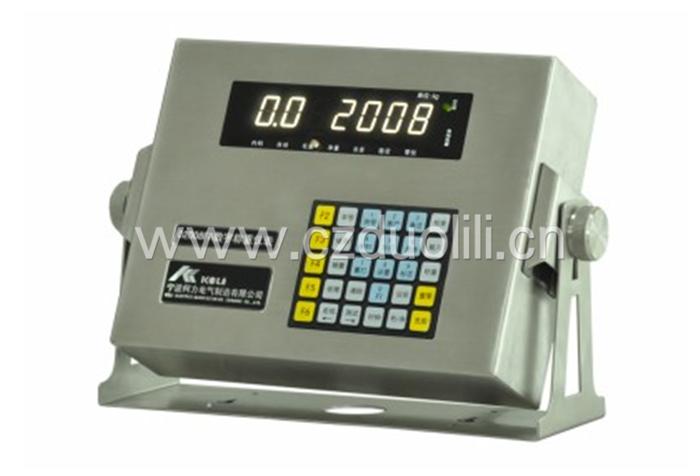数字式称重仪表D2008