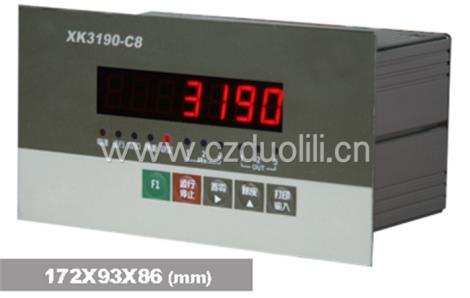 控制仪表3190C8