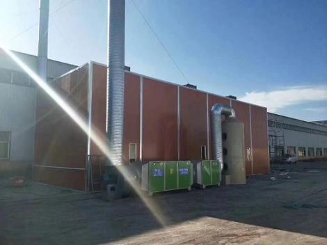 UV光解废气处理设备供货商