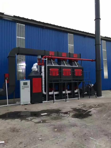 催化燃烧设备供货商
