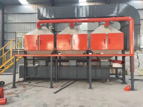 催化燃烧设备加工厂家