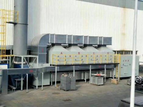 催化燃烧设备生产商