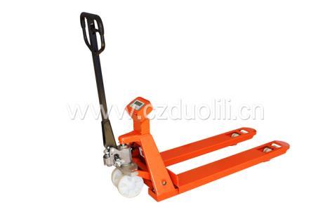 液压搬运车秤(一体机)