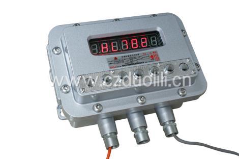 XK3101(GB-1)隔爆型称重控制仪表
