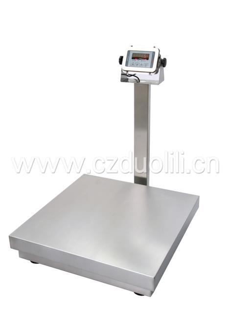 不锈钢防水电子台秤