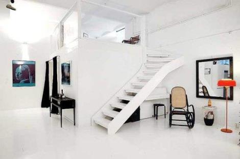 跃层公寓装修