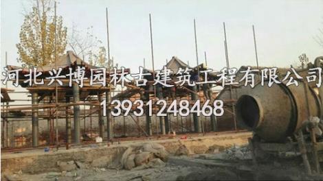 钢结构古建定制