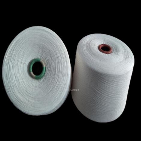 現貨32支滌棉紗 t65/c35 32s  滌棉混紡紗 tc紗