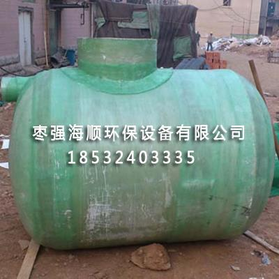 玻璃钢隔油池加工厂家