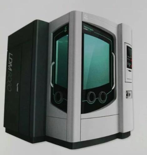 3D金属打印机床防护罩