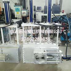 锻造磨头高效造粒机电动换网磨头