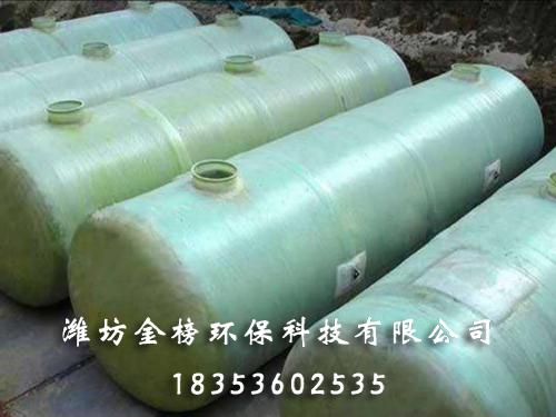 玻璃钢地埋一体化污水处理设备定制