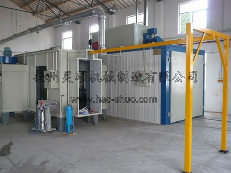 喷粉涂装线生产商