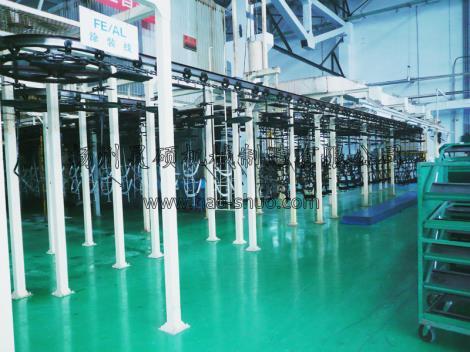 喷漆涂装线加工厂家