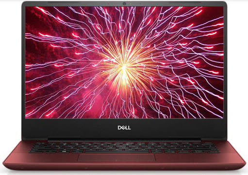 戴尔(DELL) 灵越14 5480 14英寸八代便携全高清IPS防眩光笔记本电脑 预订 1525红:i5/4G/混合硬盘/2G独显