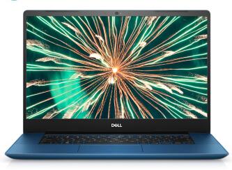 戴爾(DELL) 靈越15 5580 15.6英寸八代便攜全高清IPS防眩光筆記本電腦 預訂 2525藍:i5/4G/混合硬盤/MX130