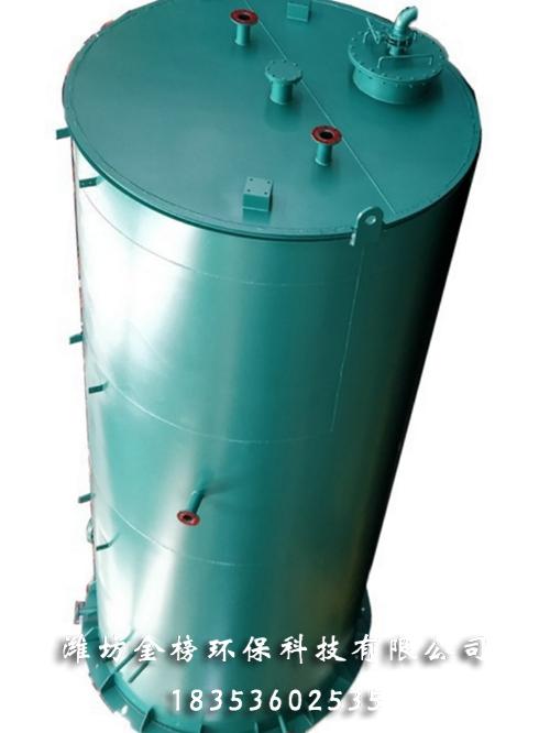 高浓度污水处理设备:UASB厌氧反应器