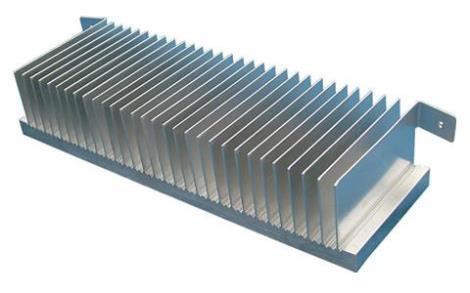 散热器阳极氧化加工