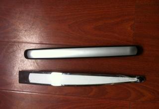 冰箱拉手银灰表面处理生产商