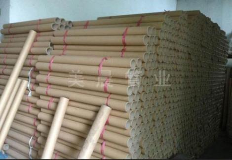 卷布纸管价格