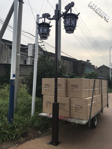 庭院灯供货商