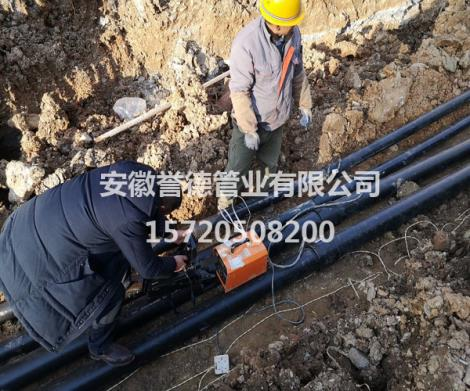 110聚乙烯钢丝网骨架复合管