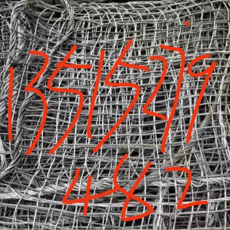 废旧二手钢丝绳