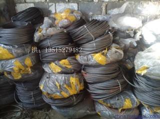 回收旧钢丝绳