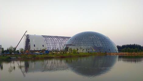 水世界钢结构工程