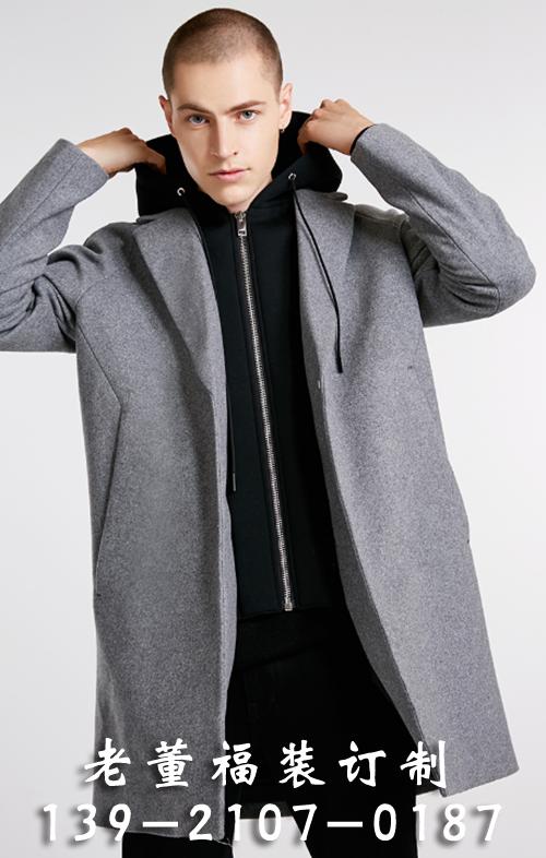 男士大衣生产商