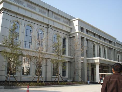 运动场地级设施改造钢结构工程