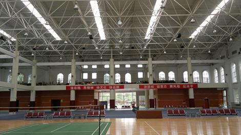 运动场地级设施改造工程