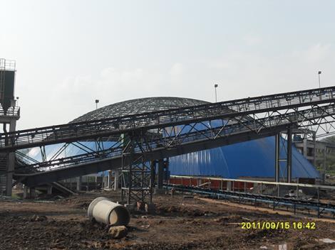 新型干法水泥生产线工程