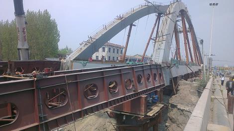 鋼結構大橋