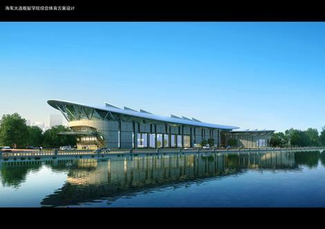 综合体育馆钢结构