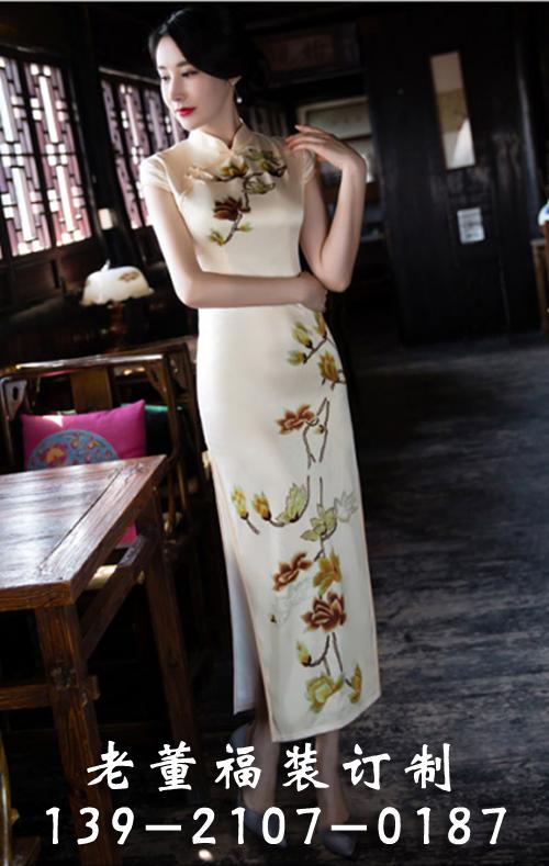 旗袍生产商