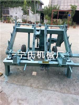 移动式断木机生产商