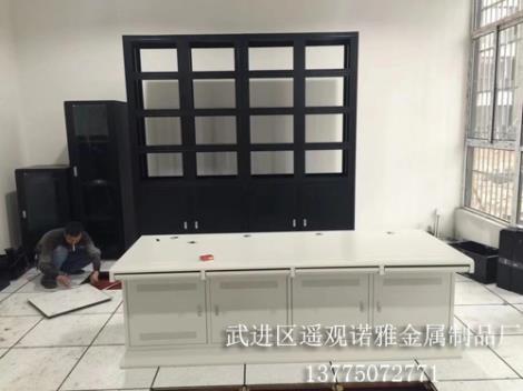监控电视机墙控制台