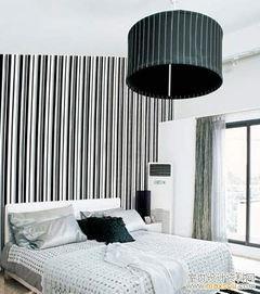 黑白风装饰效果图