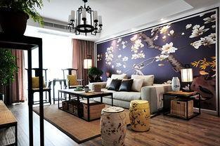 中国风室内装修设计