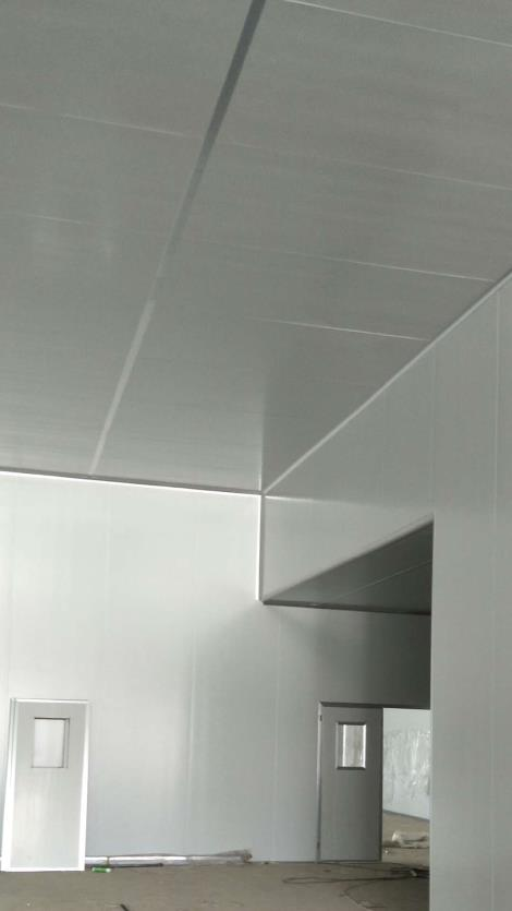 彩钢板工程安装