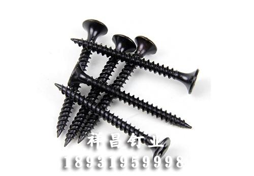 单线粗牙干壁螺钉定制